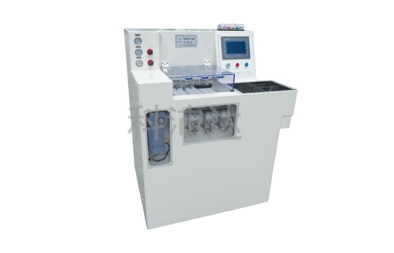 KPD-200CV Semi-automatic Wafer Double-sided Brushing Machine
