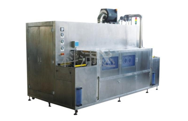 KPD-5000 Step Spray Cleaning Drying Machine