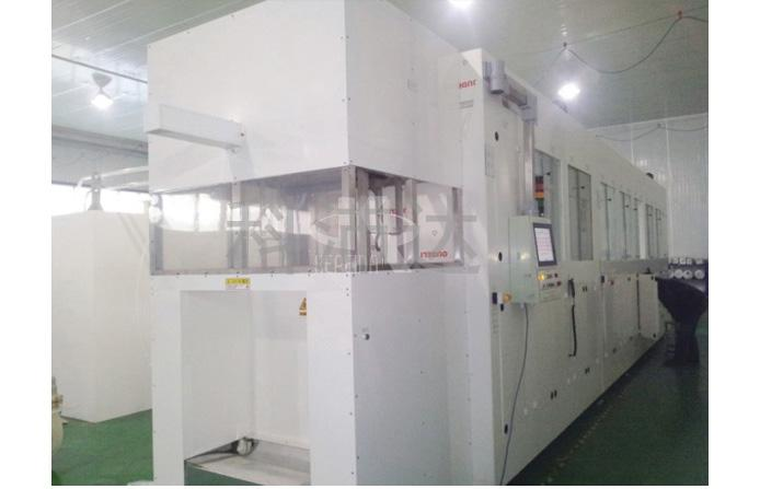 KPDW-QC11084-40C Auto Silicon Corrosion Cleaning & Drying Machine
