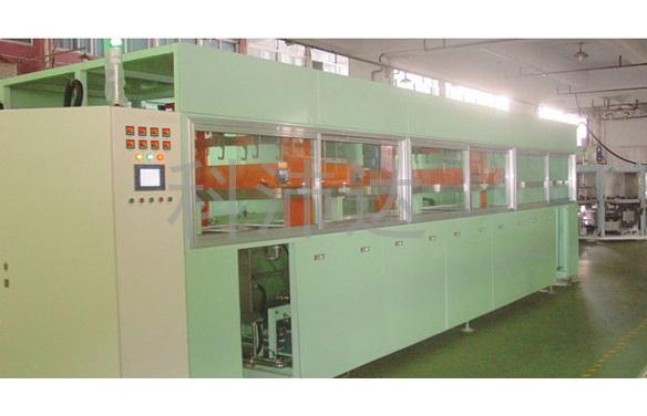 Pre-glass Coating Cleaning Machine