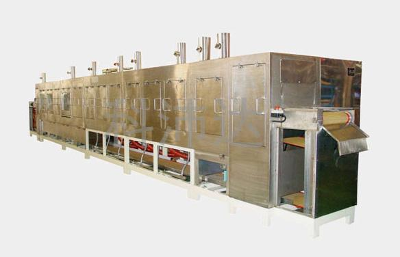 Twelve-slot Automatic Glass Ultrasonic Cleaning & Drying Machine