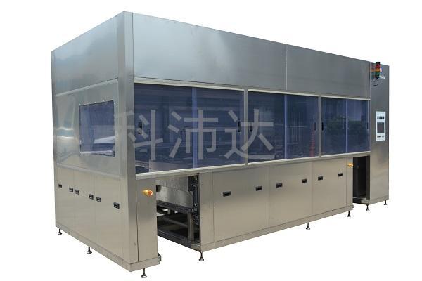 KPDW-QS5000/UG/01 Silicon Wafer Degumming Machine