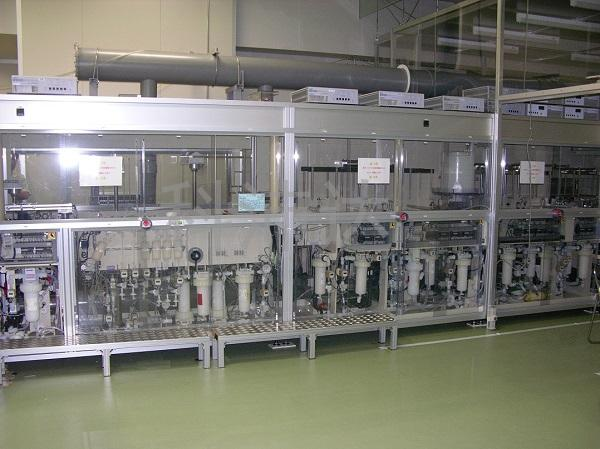 Semiconductor Automatic Cleaning Line