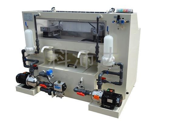 KPD-100CV/02 Filter Precision Brushing Machine